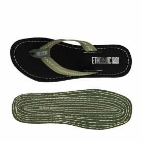 ETHLETIC FAIR FLIP CLASSIC CAMPING GREEN